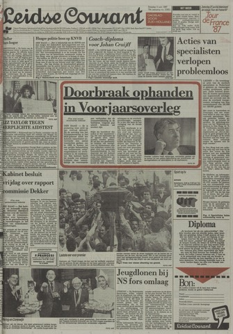 Leidse Courant 1987-06-02