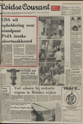 Leidse Courant 1977-09-10
