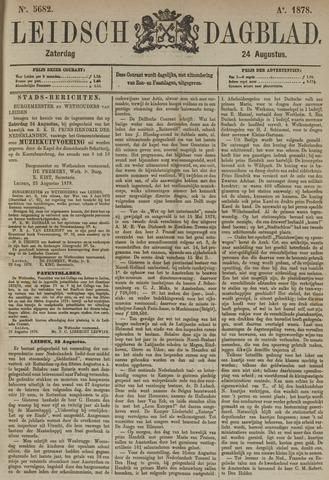 Leidsch Dagblad 1878-08-24