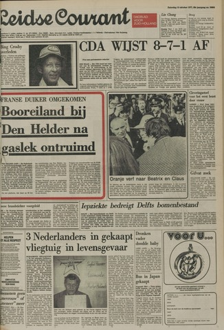Leidse Courant 1977-10-15