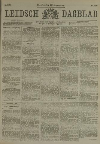 Leidsch Dagblad 1909-08-12