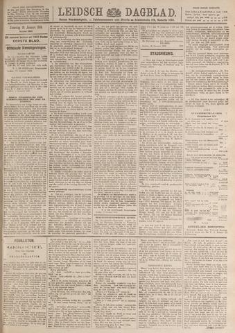 Leidsch Dagblad 1919-01-18
