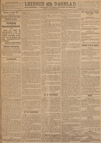 Leidsch Dagblad 1923-01-10