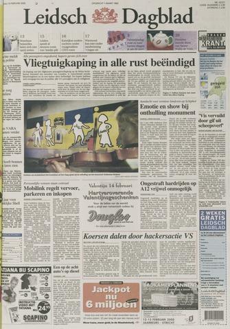 Leidsch Dagblad 2000-02-10