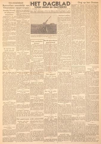 Dagblad voor Leiden en Omstreken 1944-01-19