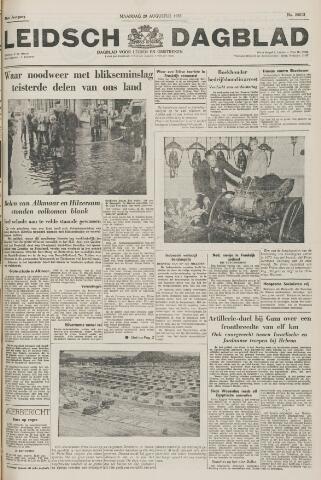 Leidsch Dagblad 1955-08-29