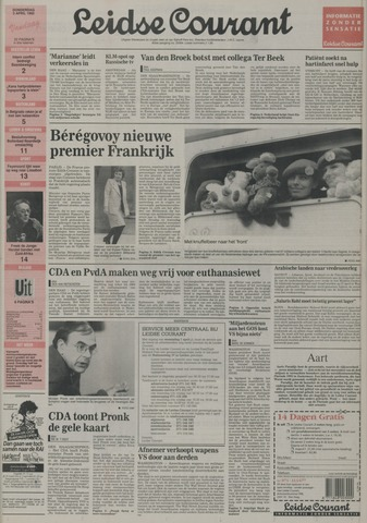 Leidse Courant 1992-04-02