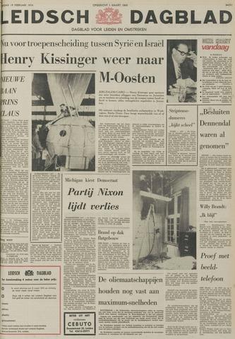 Leidsch Dagblad 1974-02-19