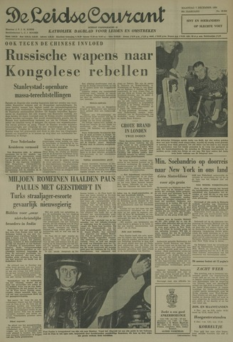 Leidse Courant 1964-12-07