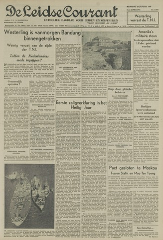 Leidse Courant 1950-01-23