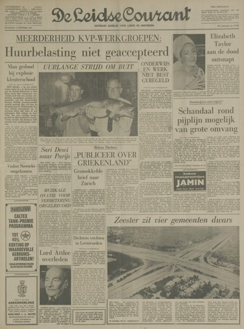 Leidse Courant 1967-10-09