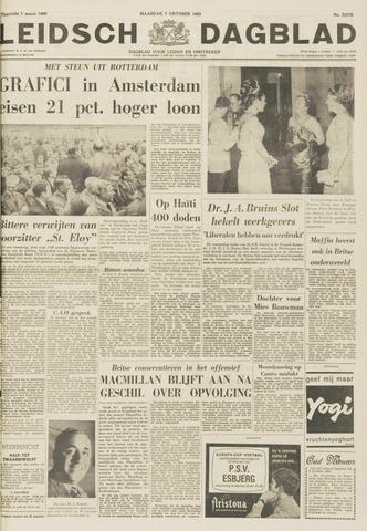 Leidsch Dagblad 1963-10-07