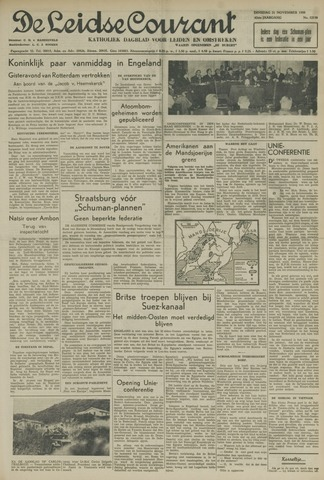 Leidse Courant 1950-11-21