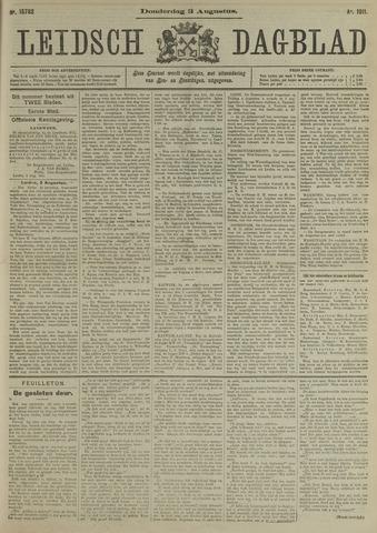 Leidsch Dagblad 1911-08-03