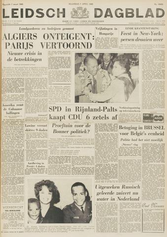 Leidsch Dagblad 1963-04-01