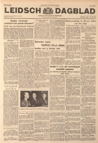 Leidsch Dagblad 1947-08-18
