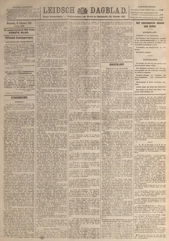 Leidsch Dagblad 1921-02-16