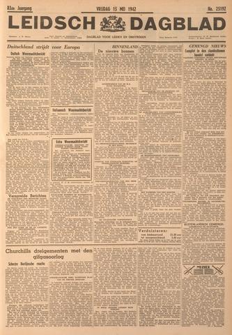 Leidsch Dagblad 1942-05-15