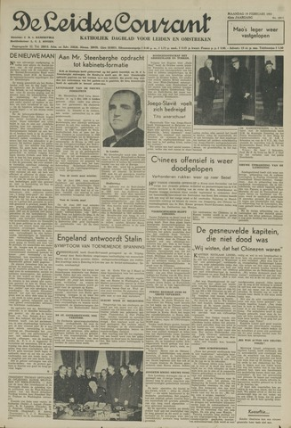 Leidse Courant 1951-02-19