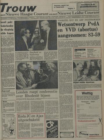 Nieuwe Leidsche Courant 1976-09-30
