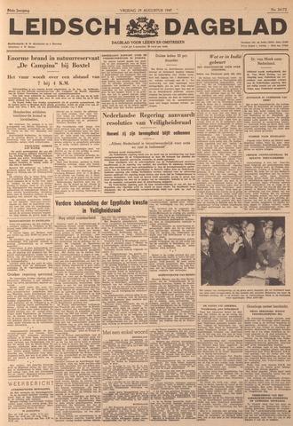 Leidsch Dagblad 1947-08-29