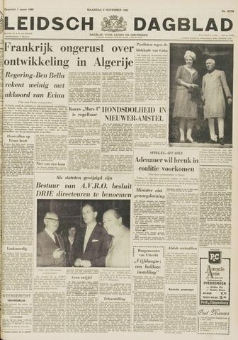 Leidsch Dagblad 1962-11-05