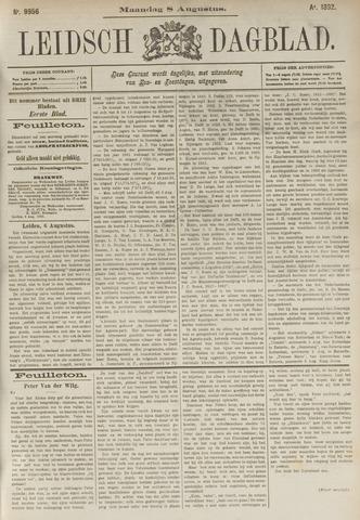 Leidsch Dagblad 1892-08-08