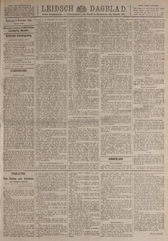 Leidsch Dagblad 1919-11-05
