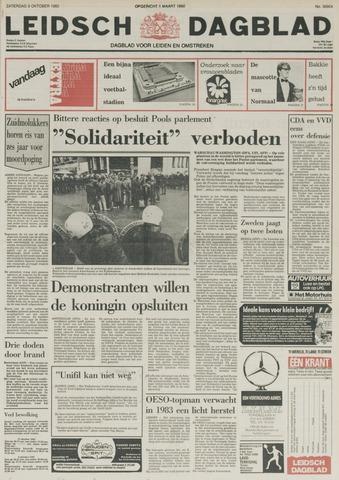 Leidsch Dagblad 1982-10-09