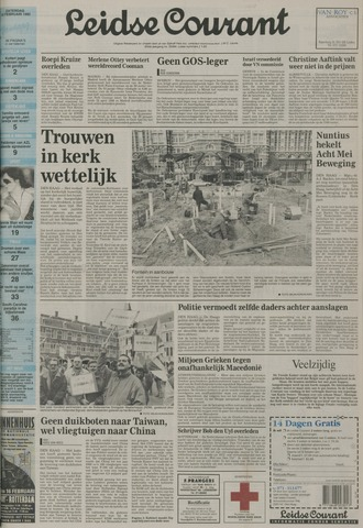 Leidse Courant 1992-02-15
