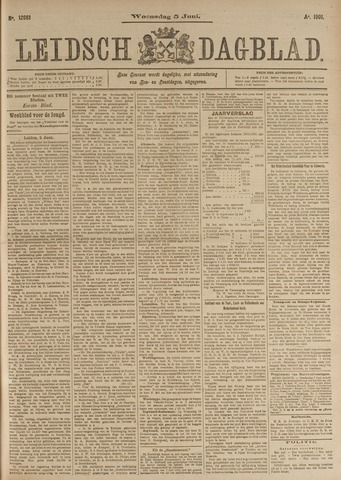 Leidsch Dagblad 1901-06-05