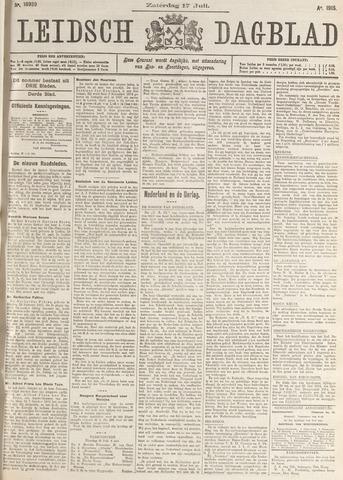 Leidsch Dagblad 1915-07-17