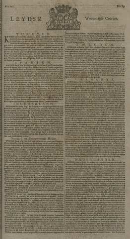 Leydse Courant 1725-07-25