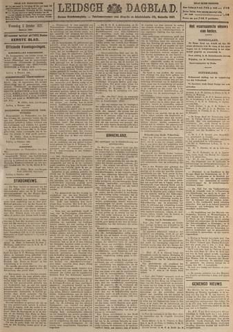 Leidsch Dagblad 1921-10-05