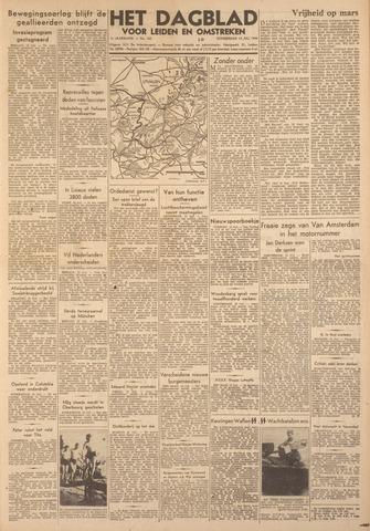 Dagblad voor Leiden en Omstreken 1944-07-13