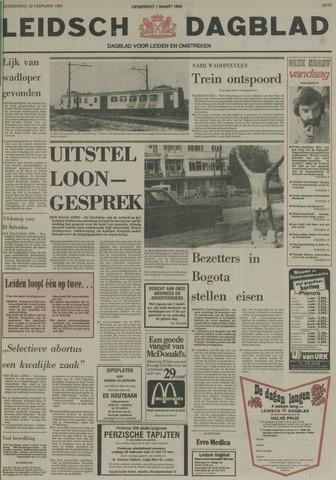 Leidsch Dagblad 1980-02-28