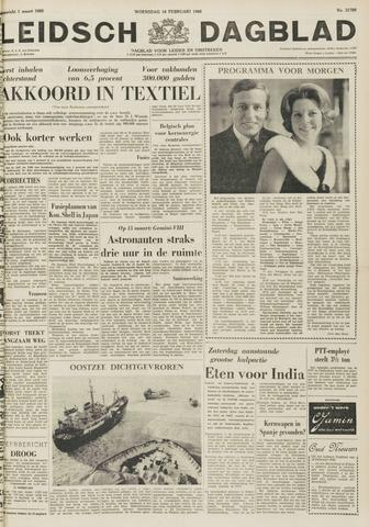 Leidsch Dagblad 1966-02-16