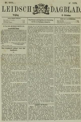 Leidsch Dagblad 1876-10-13