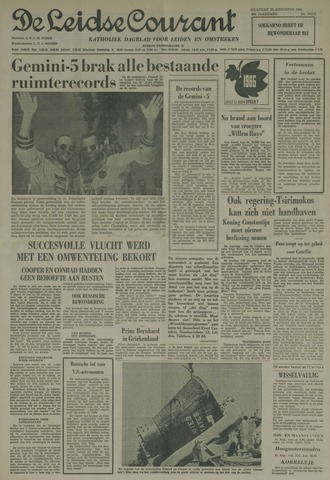 Leidse Courant 1965-08-30
