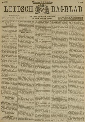 Leidsch Dagblad 1904-10-24