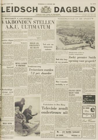Leidsch Dagblad 1966-01-19
