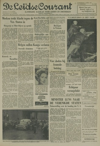 Leidse Courant 1961-04-06