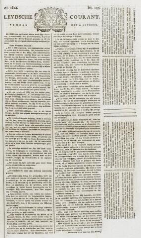 Leydse Courant 1824-10-22