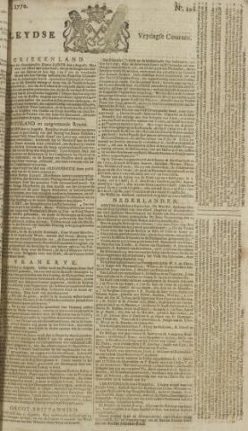Leydse Courant 1770-09-07