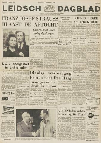 Leidsch Dagblad 1962-12-01