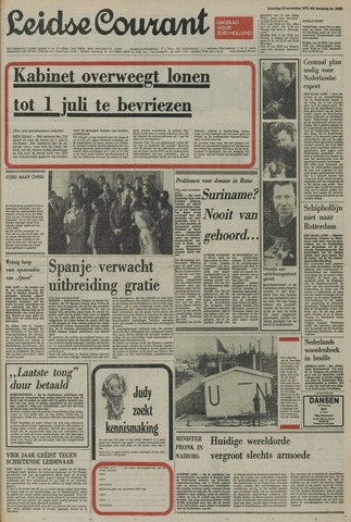Leidse Courant 1975-11-29