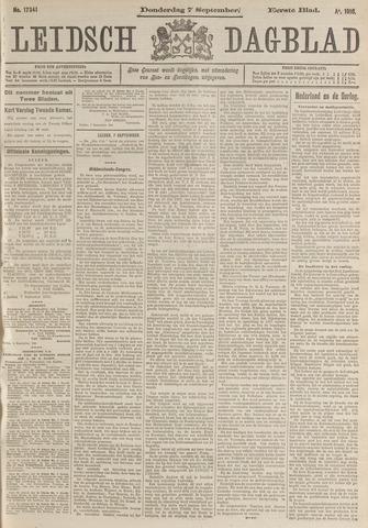 Leidsch Dagblad 1916-09-07