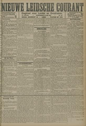 Nieuwe Leidsche Courant 1921-05-19