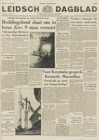 Leidsch Dagblad 1961-12-05