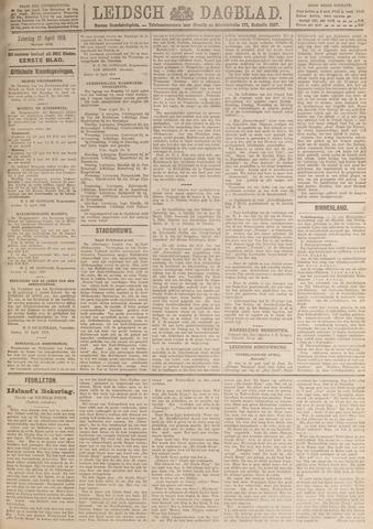 Leidsch Dagblad 1919-04-12